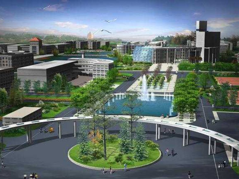 Changsha-University-of-Science-and-Technology-building