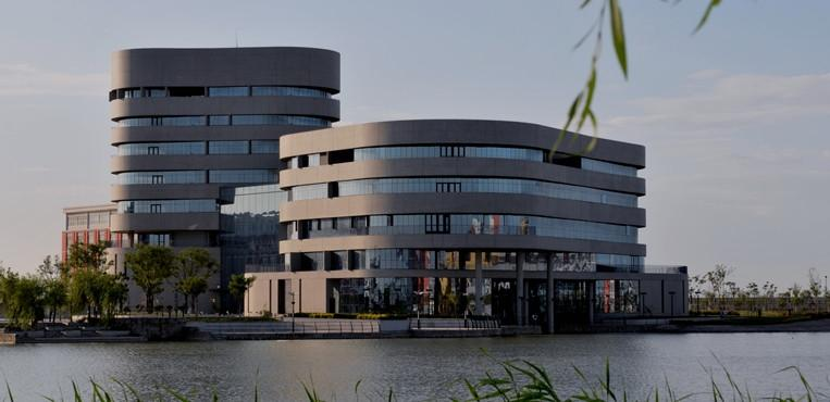Library-of-Tianjin-Polytechnic-Normal-University