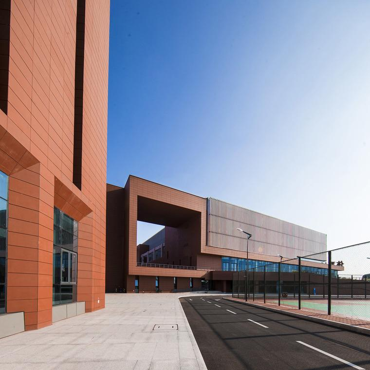 Gymnasium-of-Tianjin-University-of-science-and-technology