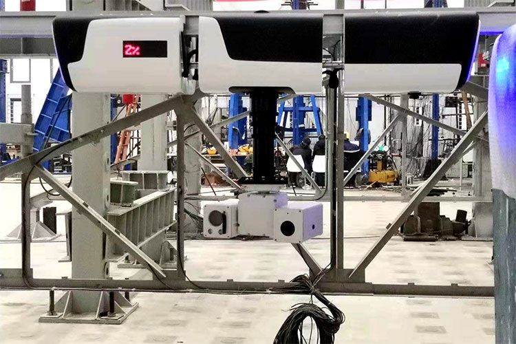 tunnel inspection robot