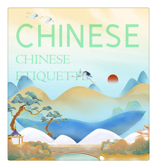 Chinese-Etiquette of China culture when study in China