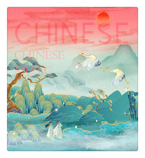 Chinese-Music of China culture when study in China