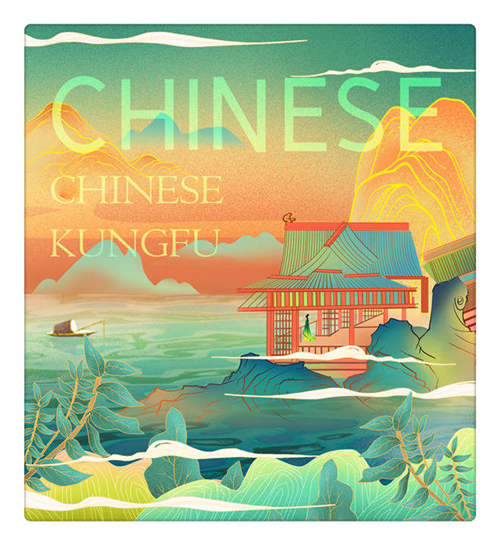 Chinese-Kungfu of China culture when study in China