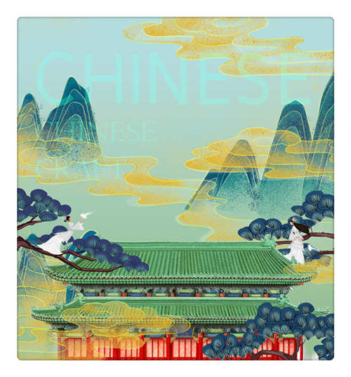 Chinese-Craft of China culture when study in China