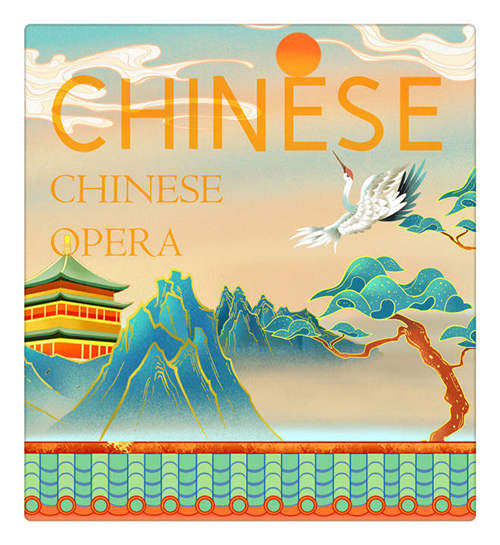 Chinese-Opera of China culture when study in China