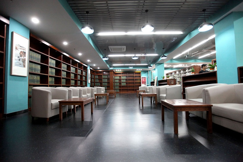 Capital University of Economics And Business-library