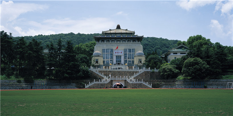 Wuhan-University-campus-view