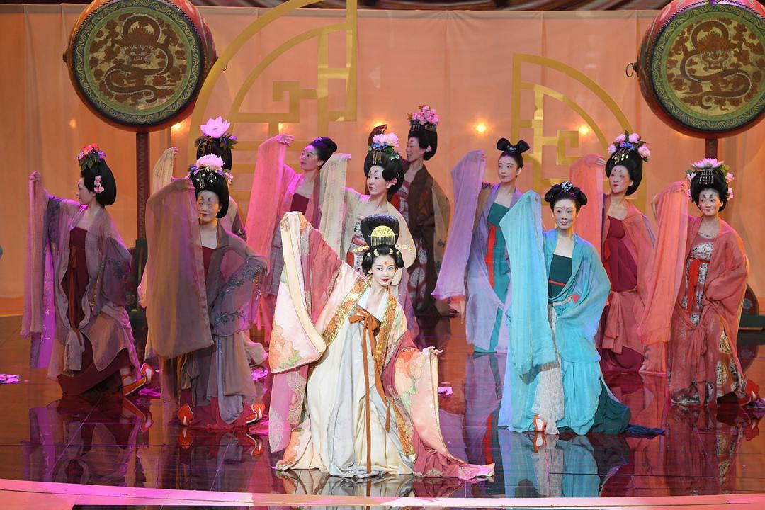 Middle and late Tang Dynasty opera