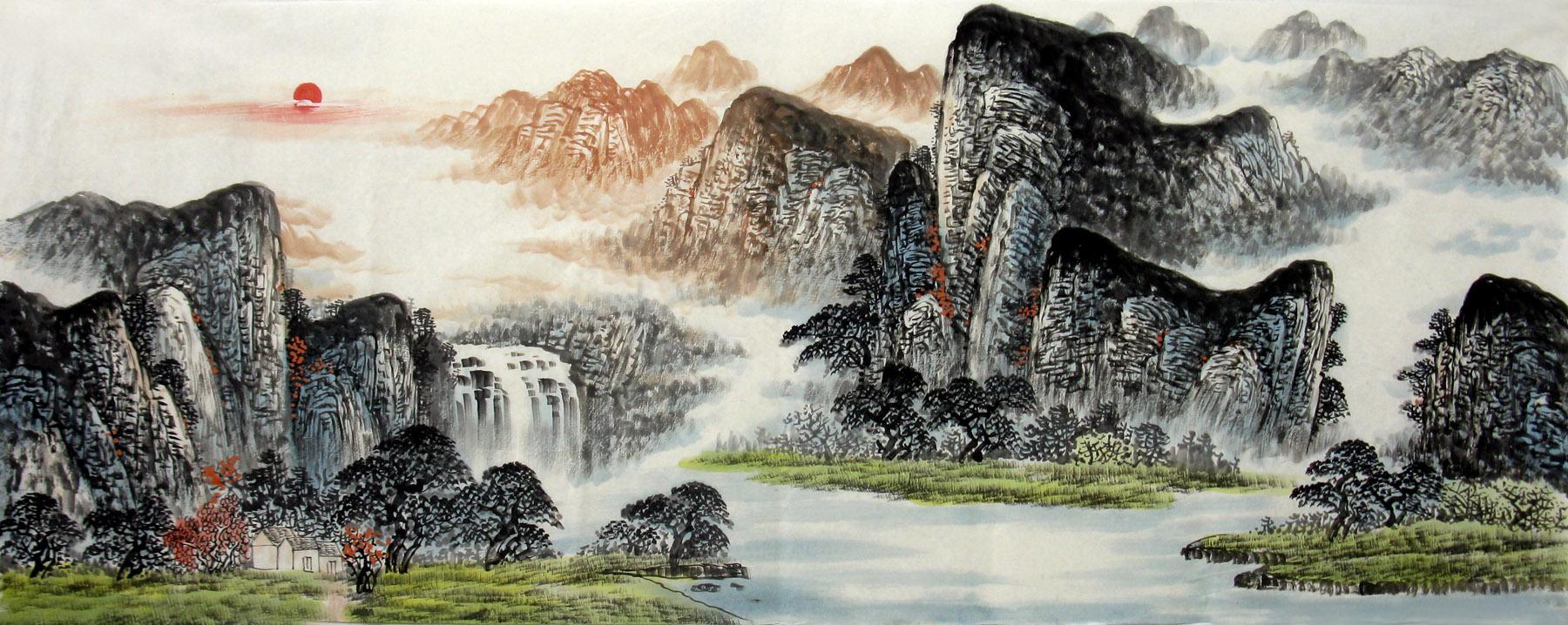 Chinese Traditional Painting-1