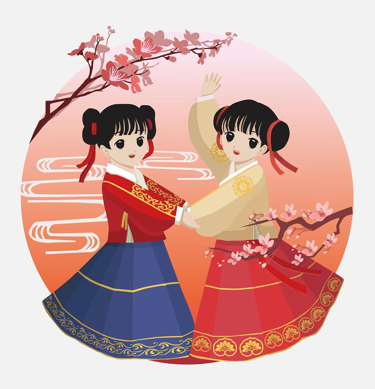 Han nationality traditional festival