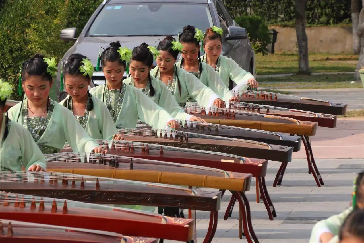 Chinese Zither art festival