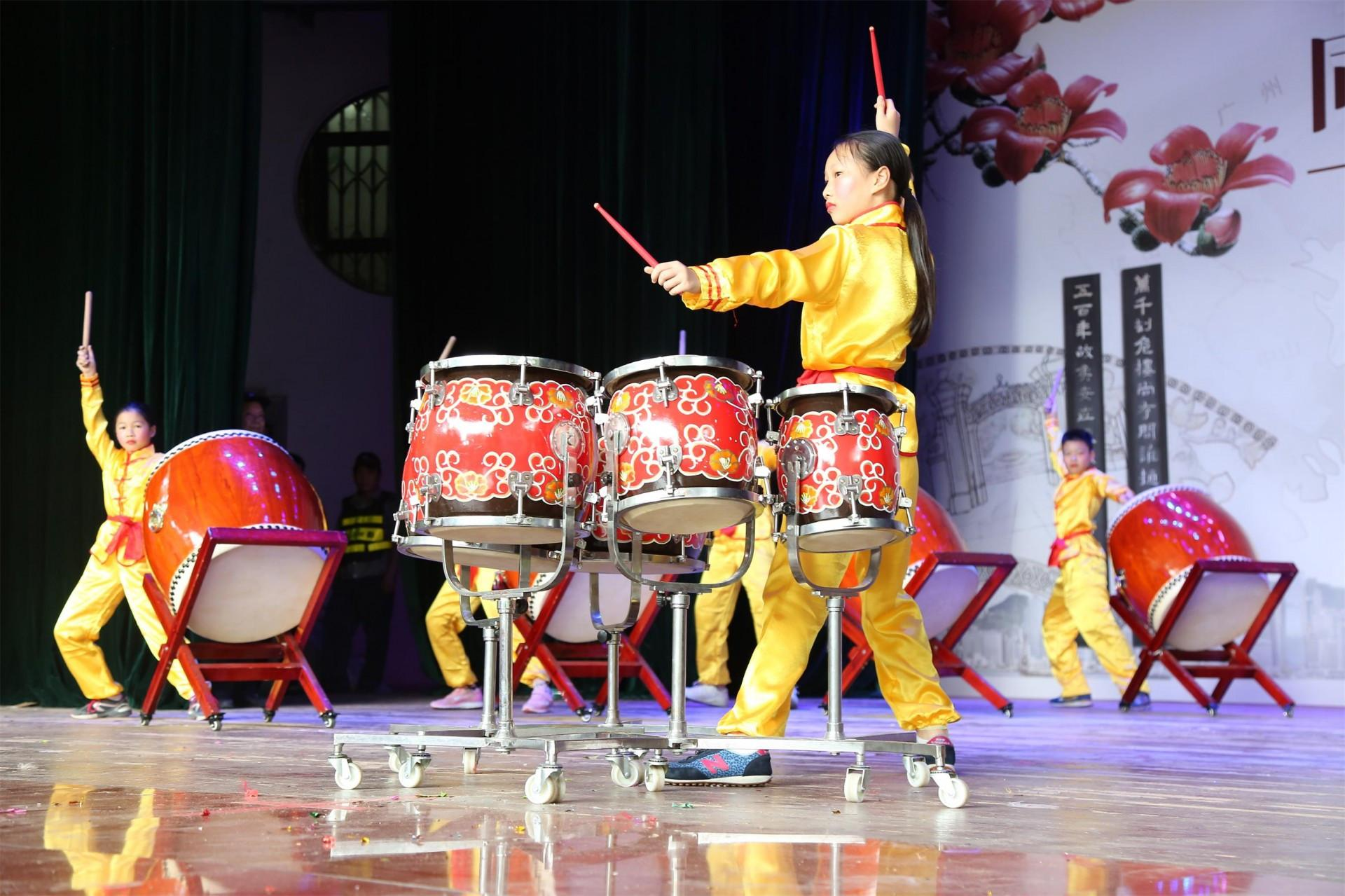 Chinese drum festival