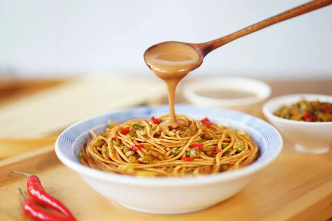 Wuhan Hot Dry Noodles