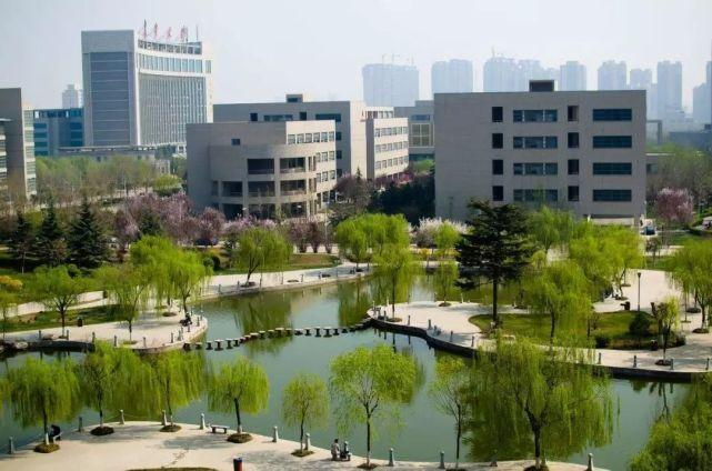 Spring-scenery-Chang'an-University
