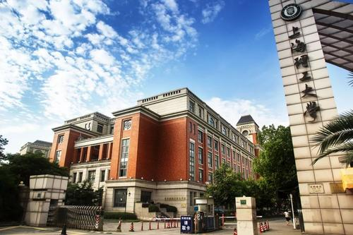 University-of-Shanghai-For-Science-And-Technology-door