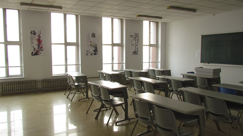 Classroom-of-Tianjin-University-of-science-and-technology