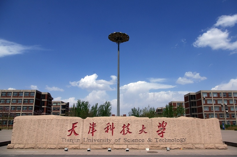 Stele-of Tianjin-University-of-science and-technology-one