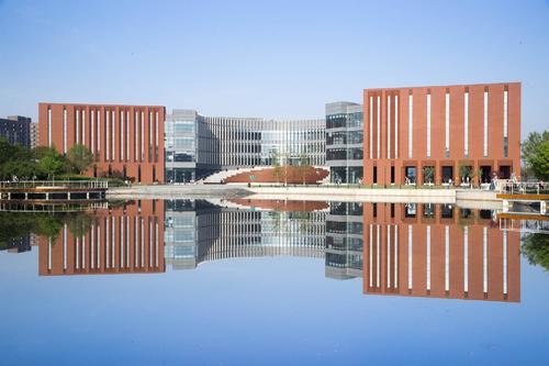 Tianjin-University-of-science-and-technology-lake