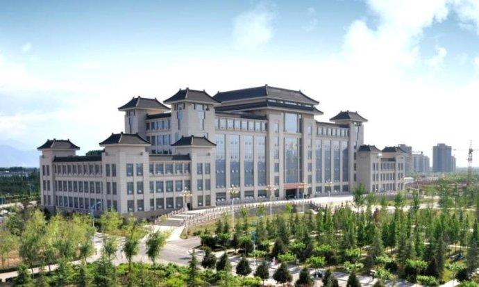 Architecture-of-Shaanxi-Normal-University