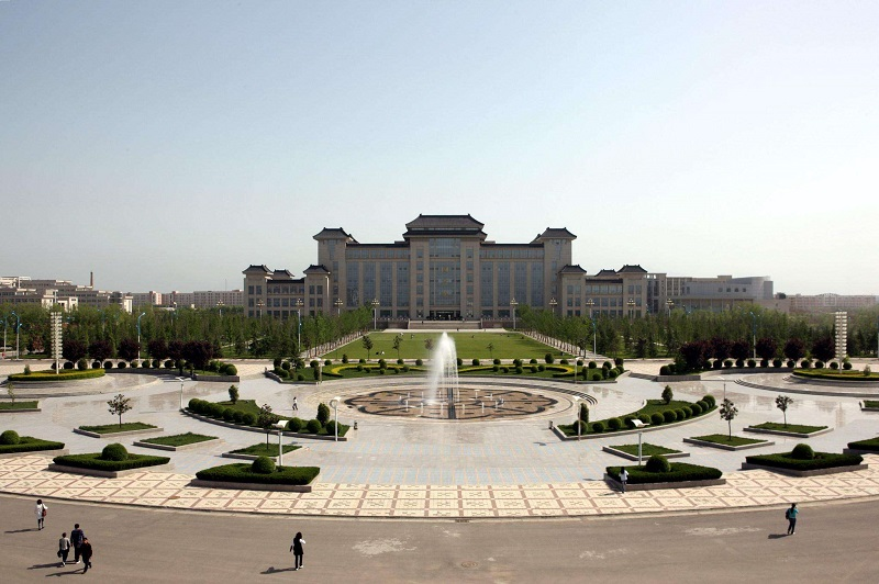 Square-of-Shaanxi-Normal-University