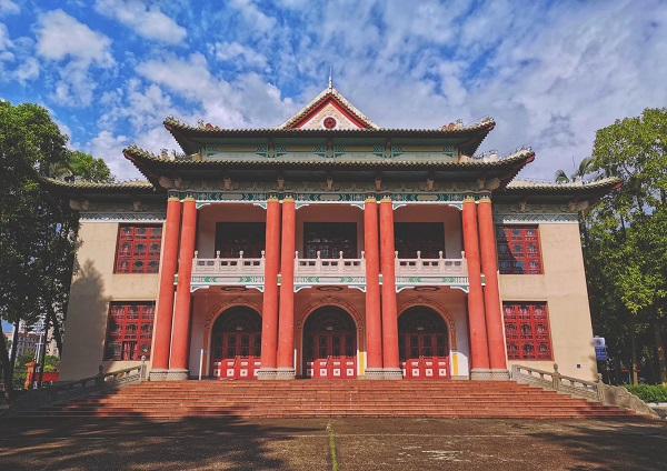 The-ancient-building-GXUN