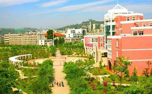 Taiping-campus-of-Yunnan-University-of-Finance-and-Economics