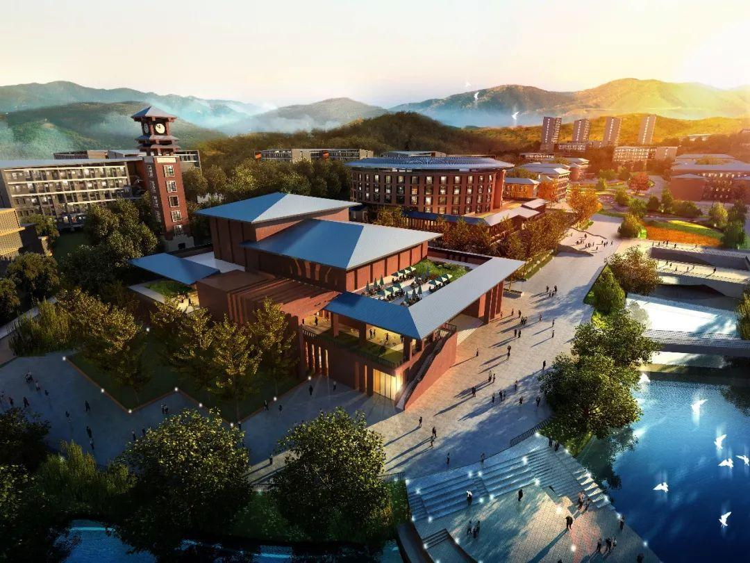 Anning-campus-of-Yunnan-University-of-Finance-and-Economics