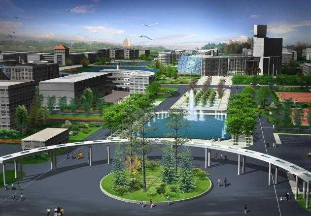 Changsha-University-of-Science-and-Technology-buildinng
