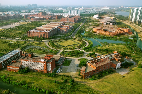 Aerial-photography-of-Jiangxi-Normal-University