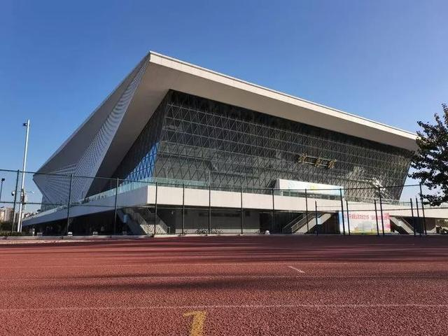 Track-and-field-of-Tianjin-Polytechnic-Normal-University