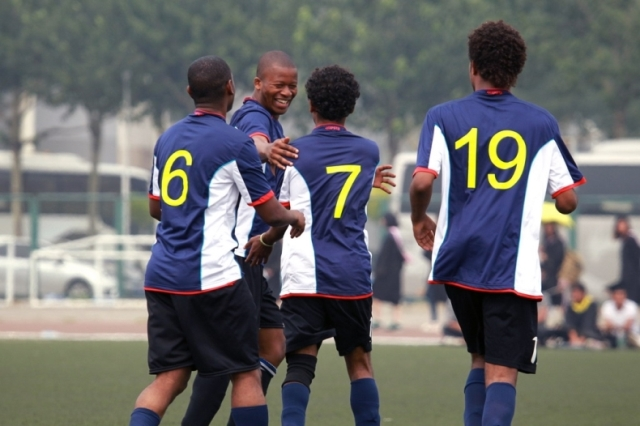 Tianjin-Vocational-and-technical-normal-football-match