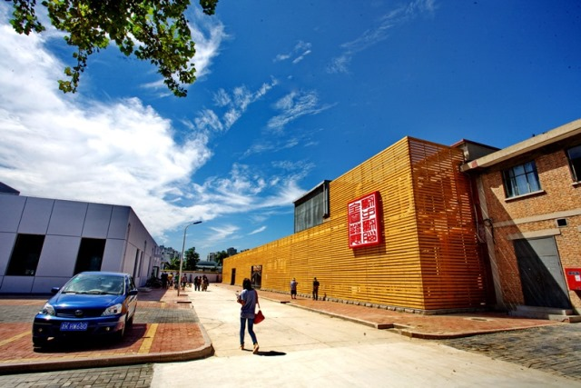 School-Road-of-Tianjin-Vocational-and-Technical-Normal-University