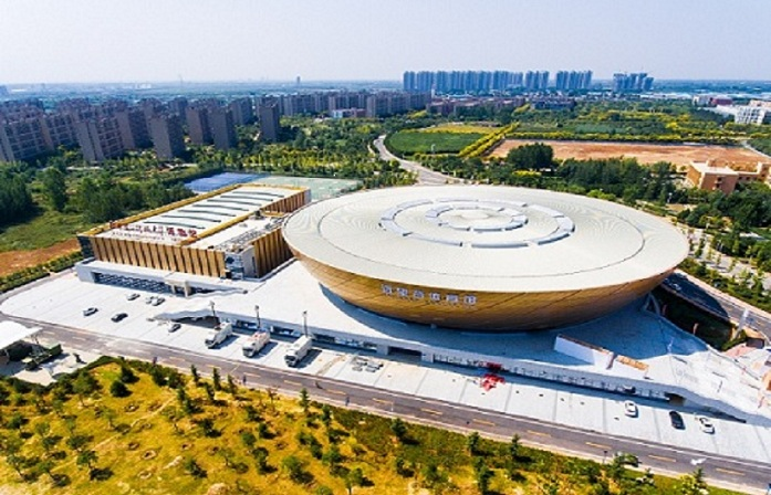 Aerial-photography-of-Xidian-University