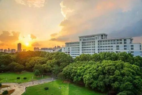 Campus-view-of-central-China-Normal-University