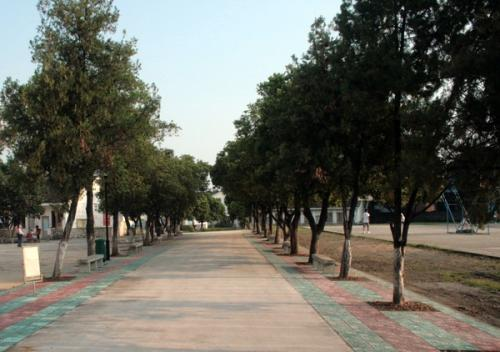 Campus-view-of Guilin-Shanshui-Vocational-Colleg-18