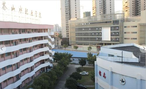 Campus-view-of Guilin-Shanshui-Vocational-Colleg-9