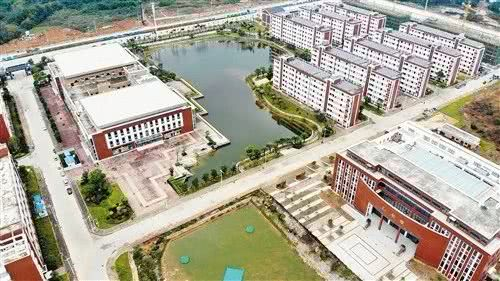 Guangxi-Safety-Engineering-Vocational-and-technical-Campus-view