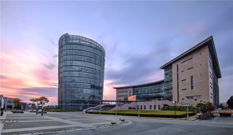 Architecture-of-East-China-Normal-University