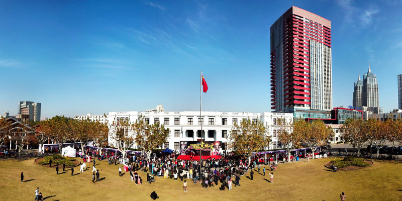 East-China-Normal-University-Cultural-Festival