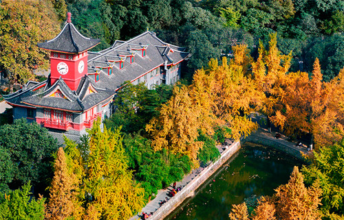 Aerial-photography-Sichuan-University