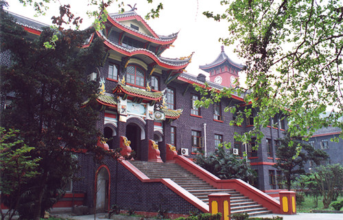 Architecture-two-Sichuan-University