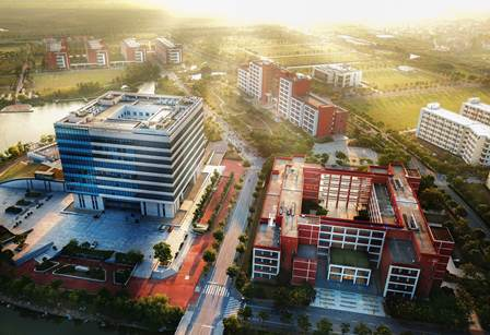 Aerial-photography-of-East-China-University-of-science-and-technology