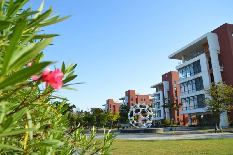 Architecture-of-East-China-University-of-science-and-technology-one
