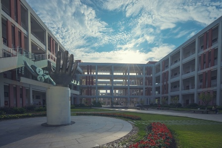 Architecture-of-East-China-University-of-science-and-technology