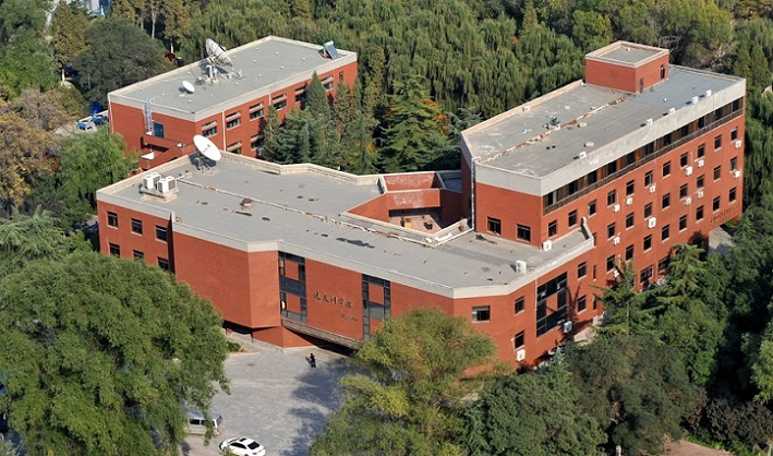 Aerial-photography-of-Lanzhou-University
