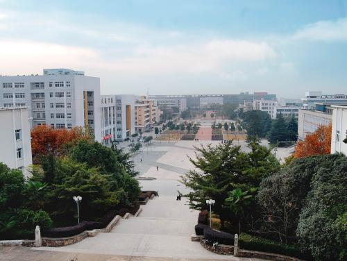 Campus-view-of-Huazhong-Agricultural-University