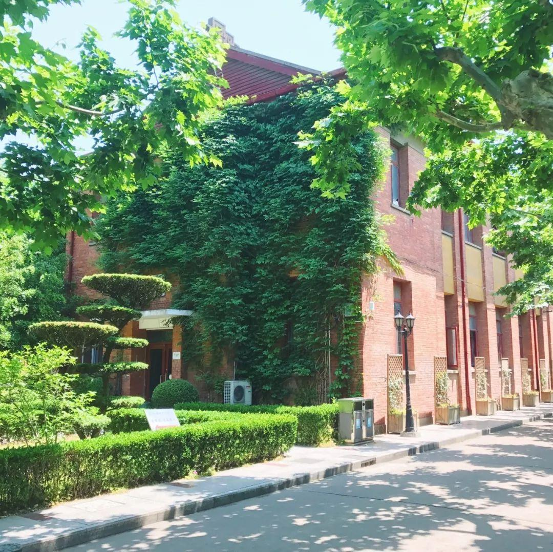 A-corner-of-the-campus-of-Shanghai-Normal-University