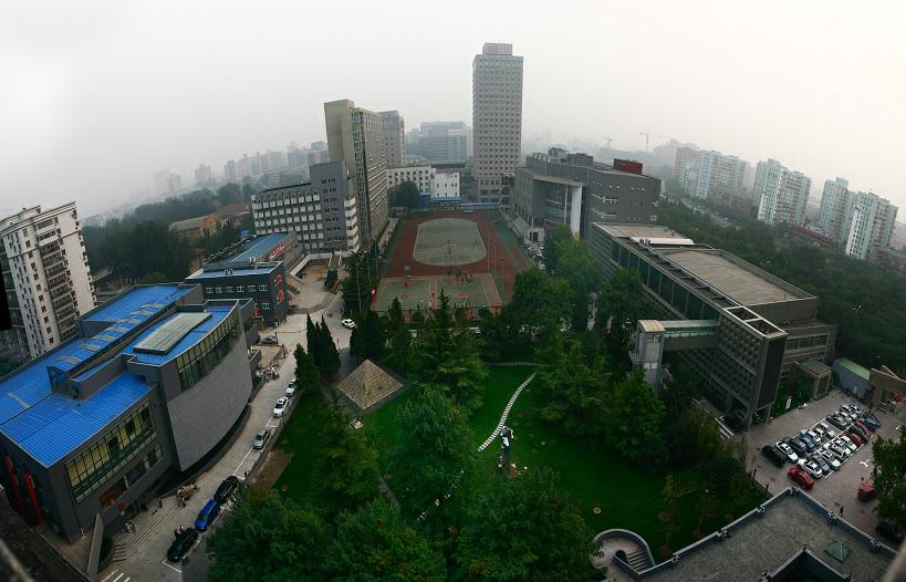 Aerial-photography-of-Beijing-Film-Academy