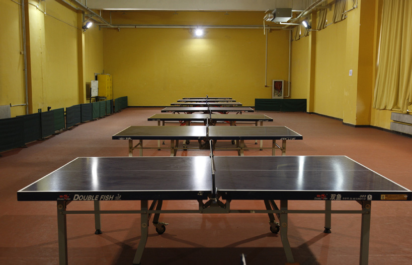 Table-tennis-tabl- of-Capital-Institute-of-Physical-Education